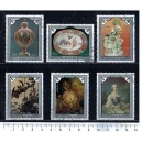 CUBA 1975-3483 Decorative arts - 6 stamps used cpl