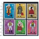 ROMANIA 1972-2713/18 Paintings to Save Venice - 6 stamps **MNH complete set