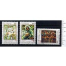 BULGARIA 1972-2178 Famous paintings - 6 stamps used complete set