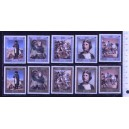 SHARJAH 1970-535-44 Napoleon Bonaparte - 10 values mint complete set